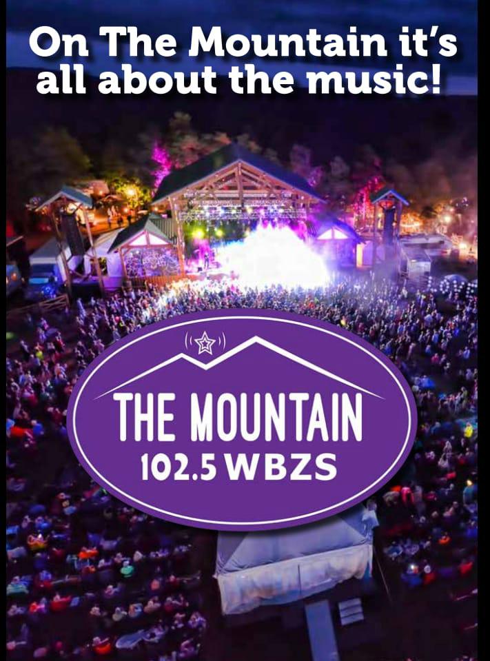 the mountain 1025 wbzs roanoke va radio